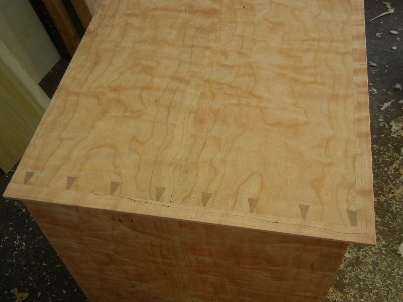 handcrafted dresser
