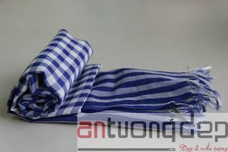 bán khăn rằn nam bộ giá rẻ