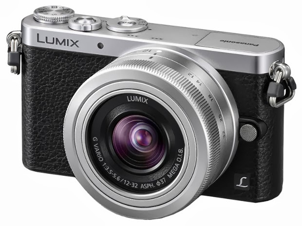 La PAnasonic GM1 con lo zoom 12-32mm