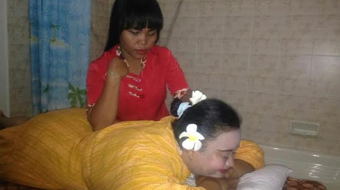 Dimas Kanjeng Ditangkap Muncul Tukang Pijat di Bogor yang