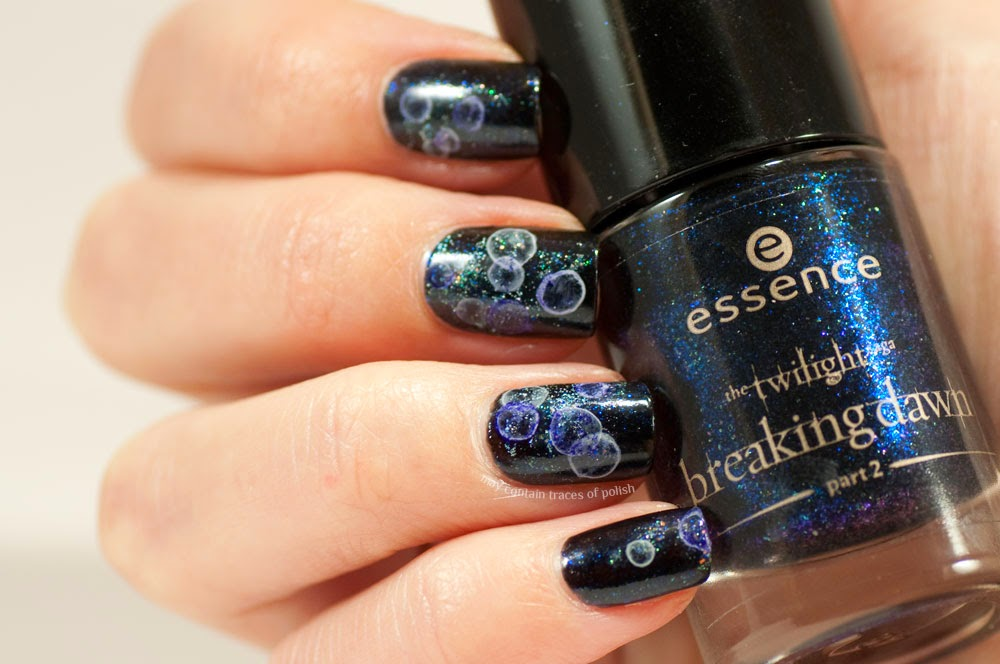 31 Day Challenge 2014: Day 19, Galaxy Nails - May contain traces of ...