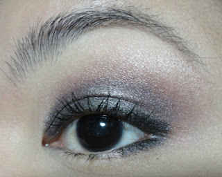 smokey eye @ Beauty Bunker
