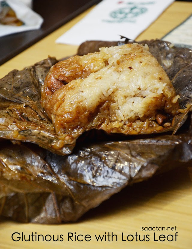 Glutinous Rice with Lotus Leaf - RM12.80