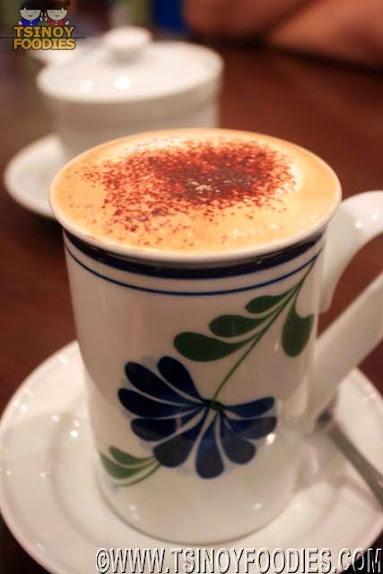 cappuccino decaf