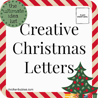 Great ideas for creative and unique christmas cards!