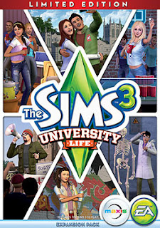 The Sims 3 University Life-FLT mediafire download