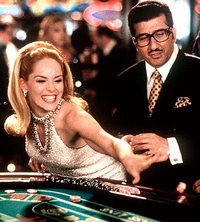 Casino sam meets ginger