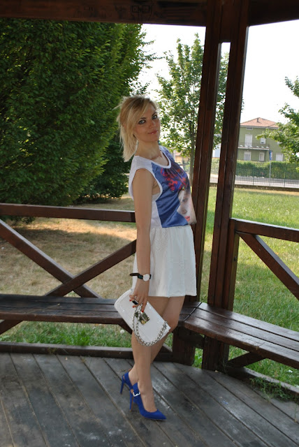 outfit gonna bianca come abbinare la gonna bianca abbinamenti gonna bianca mariafelicia magno fashion blogger colorblock by felym blog di moda italiani fashion blog italiani fashion blogger bergamo fashion blogger milano outfit estivi donna outfit estate 2015 outfit 17 luglio 2015 white skirt how to wear white skirt white skirt outfit white skirt street style how to combine white skirt outfit bianco white outfit girl blonde girl blonde hair blondie summer outfits summer outfits for girl july outfit white outfit street style