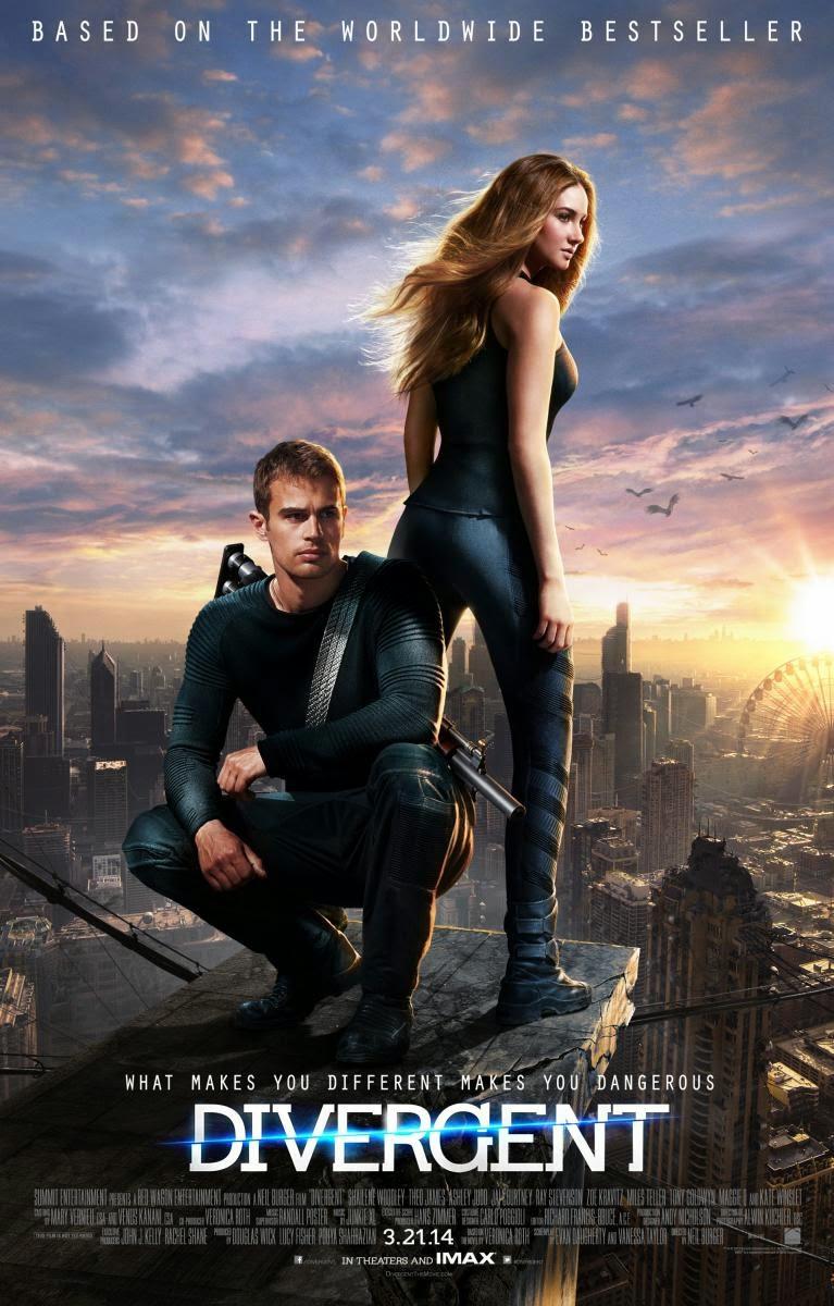 Divergent (2014) HD DVDR NTSC CUSTOM LATINO