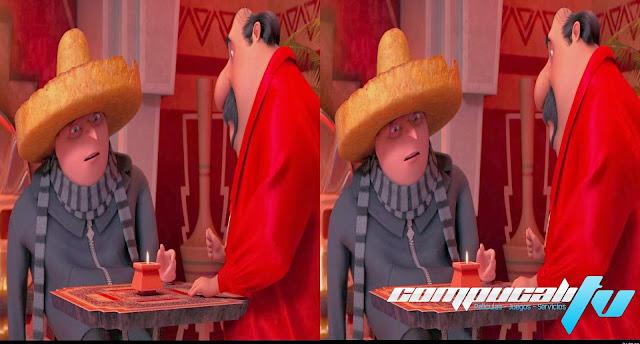 Despicable Me 2 3D SBS Latino