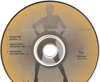 Boogiemonsters – Honeydips In Gotham (Promo CDS) (1995) (192 kbps)