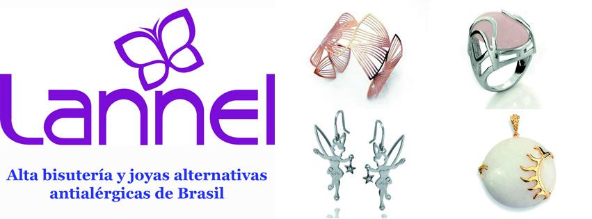 Lannel - Alta bisuteria online de Brasil en España
