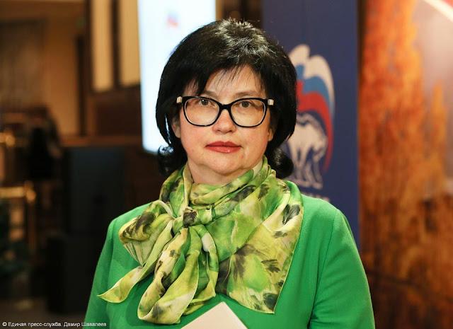 Рита Тихомирова проведёт приём граждан 14 декабря