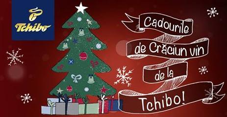 Cadouri de Craciun de la Tchibo  Concurs 2014
