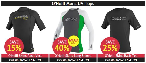 Cheap Mens UV Tops