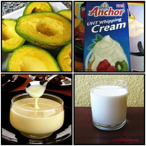 Cách làm kem Bơ ngon ngậy hấp dẫn cho mùa hè
