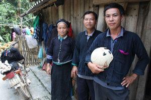 Nùng ethnic people in Hoàng Su Phì