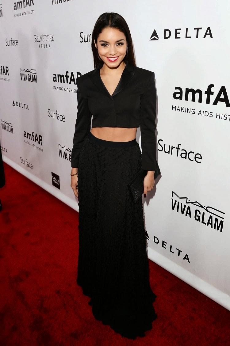 Vanessa hudgens dress 2013