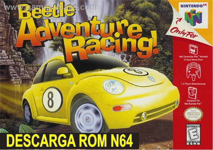 Beetle Adventure Racing n64 descarga rom