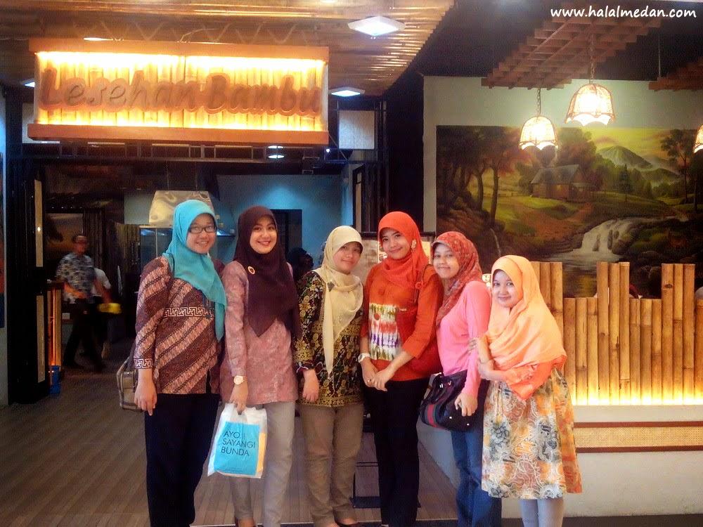 Lesehan Bambu Plaza Medan Fair Lantai 2