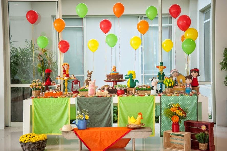 sitiodopicapauamarelo - temas de festa infantil