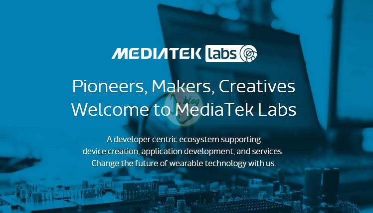 Build the next future gadget with MediaTek's Lab