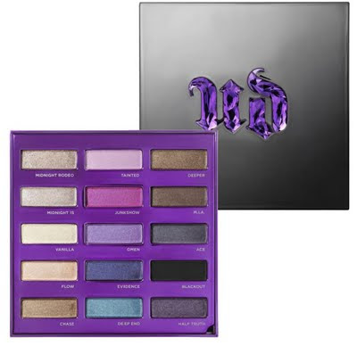 Urban Decay 15 Anniversary Eyeshadow Collection Palette