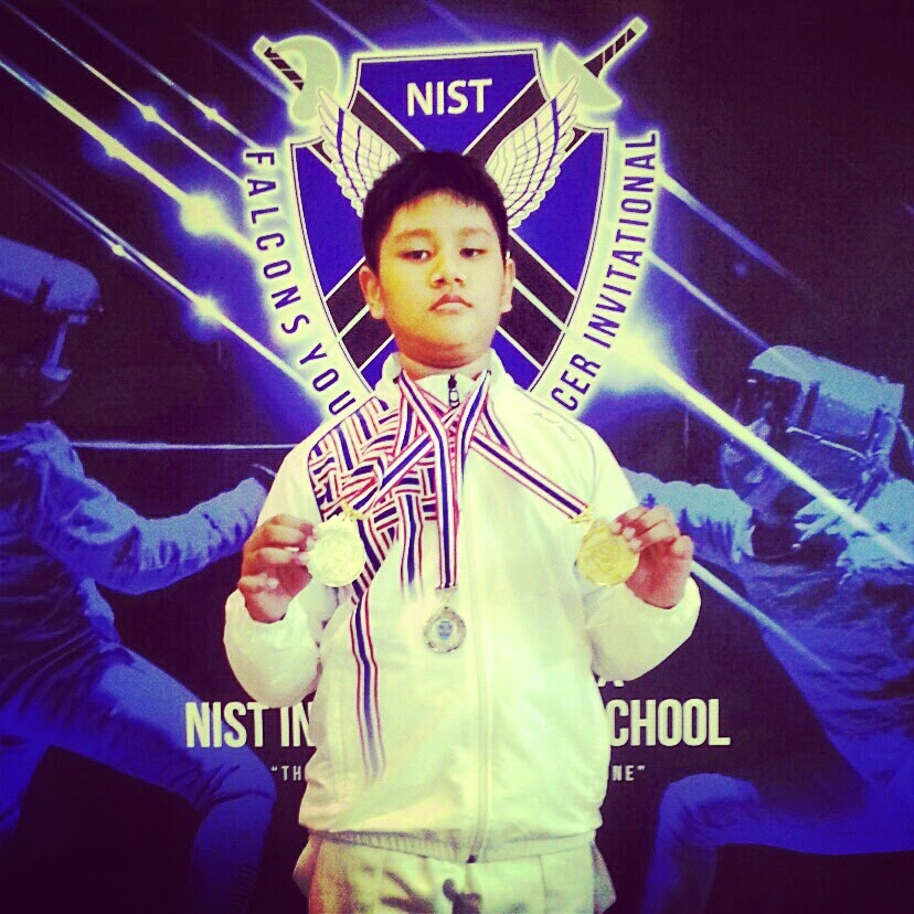 1st Double Champion NIST Falcon 2014