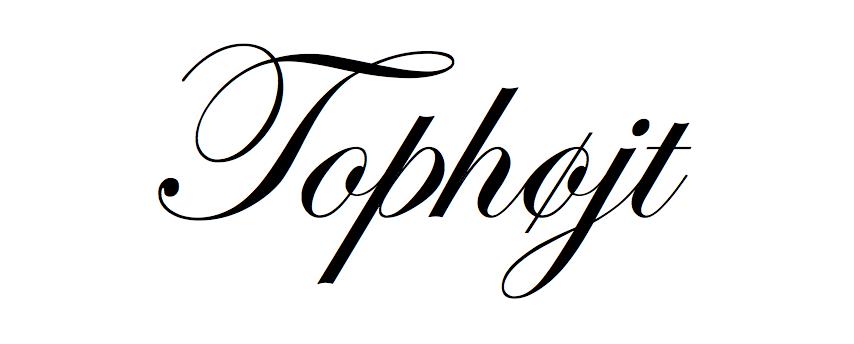 TopHøjt