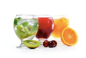recpetes de coctels fets amb sucs i sense alcohol