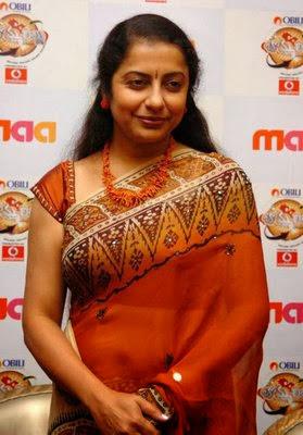 Ansiba Actress Hot Cleavages Show Photos