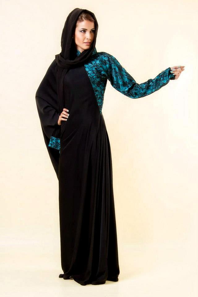 Latest Abaya Designs 2013