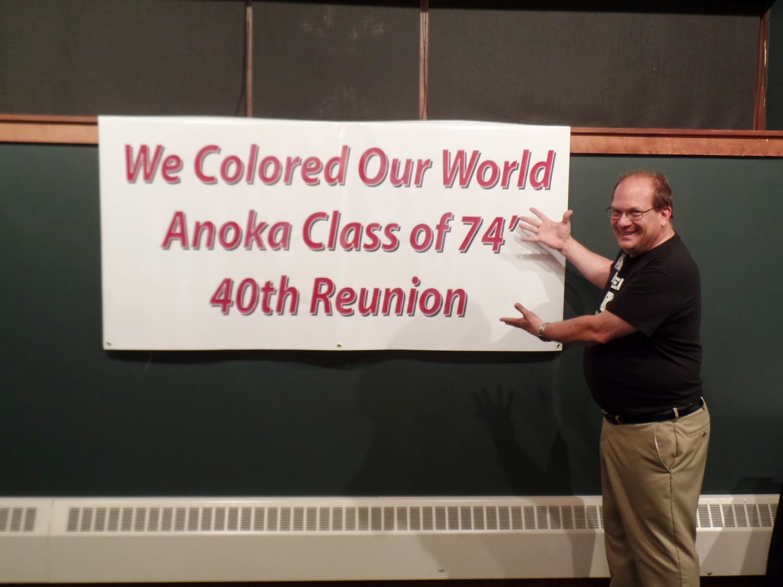 40 Years Later - AHS '74 Reunion