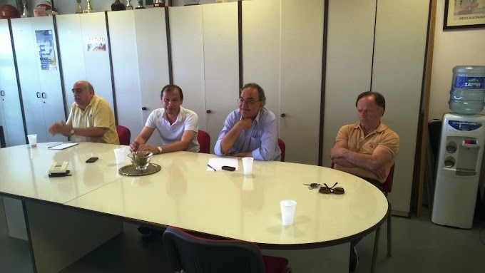 Φωτορεπορτάζ από την σημερινή και την χθεσινή συνάντηση των σωματείων της Γ1 και Γ2 ανδρών και γυναικών αντίστοιχα με την ΕΠ της ΕΚΑΣΘ