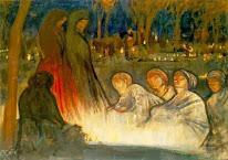 Τα πνεύματα των νεκρών και εμείς  - Θεόδωρος Ρηγινιώτης