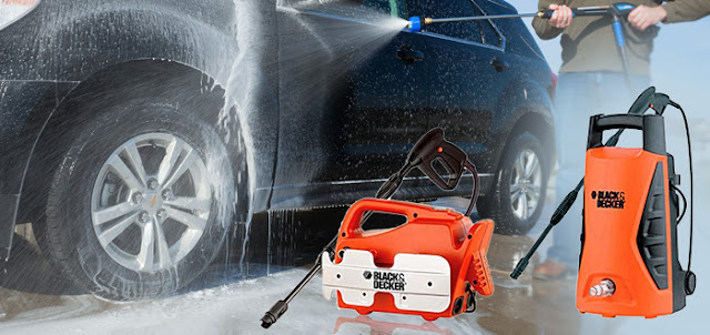 High Pressure Washers from Black & Decker For Best Performance | Pumpkart.com