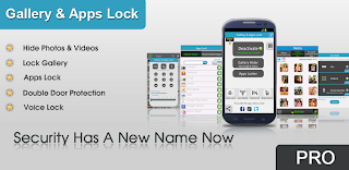 Gallery & Apps Lock Pro + Hide v1.9 Apk