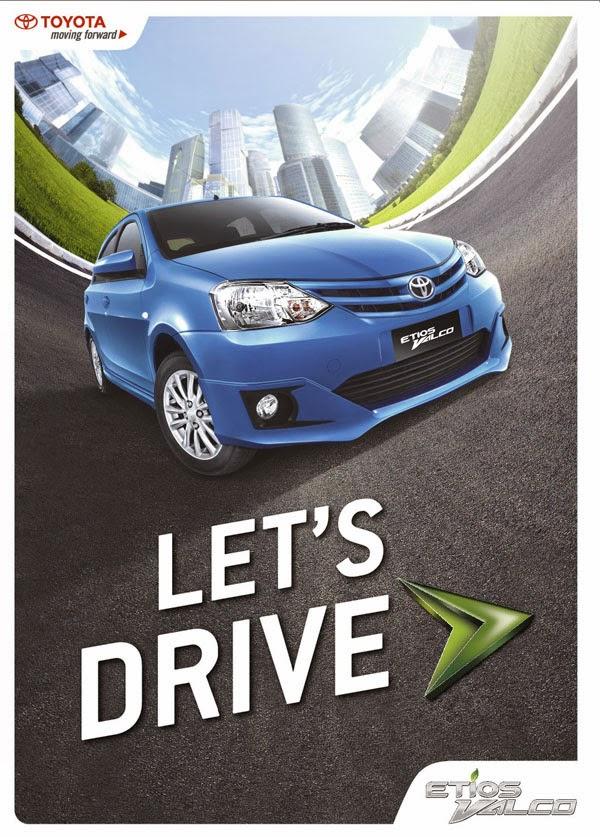 Brosur Toyota Etios Valco