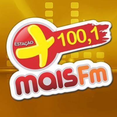 Click Na Imagem Pra Ouvir! - RÁDIO MAIS FM 100,3