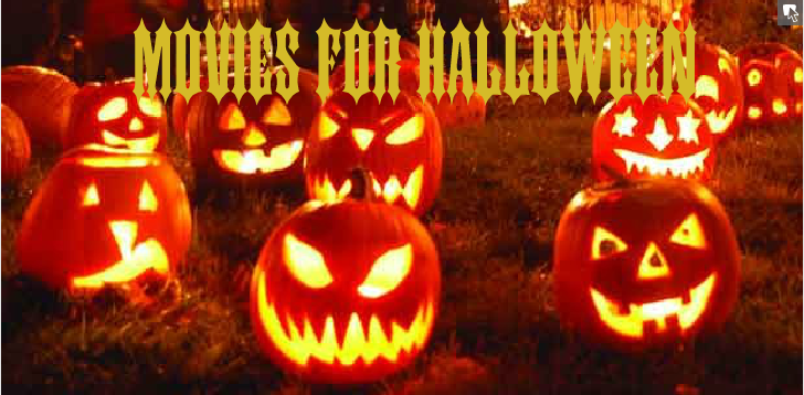 Movies for Halloween 2014
