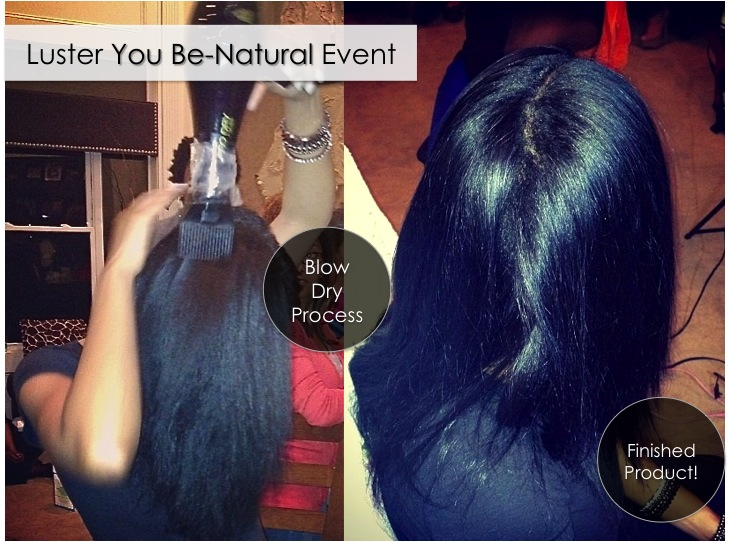 Luster Products For Natural Hair