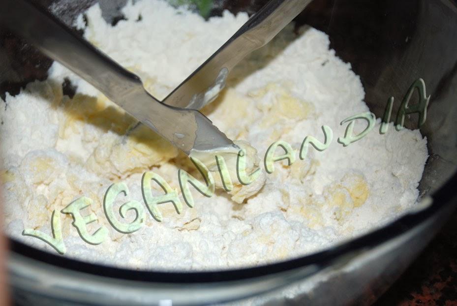 Veganilandia pasta brisa o masa quebrada for Brisa cuchillos