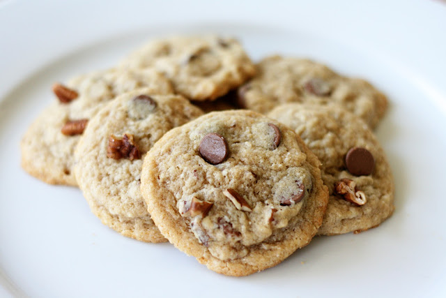 They are permanently soft. Seriously, you could leave these cookies ...