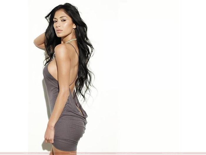 Nicole Scherzinger HD Wallpaper -07