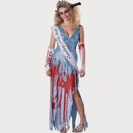 Disfraz de Miss Zombie