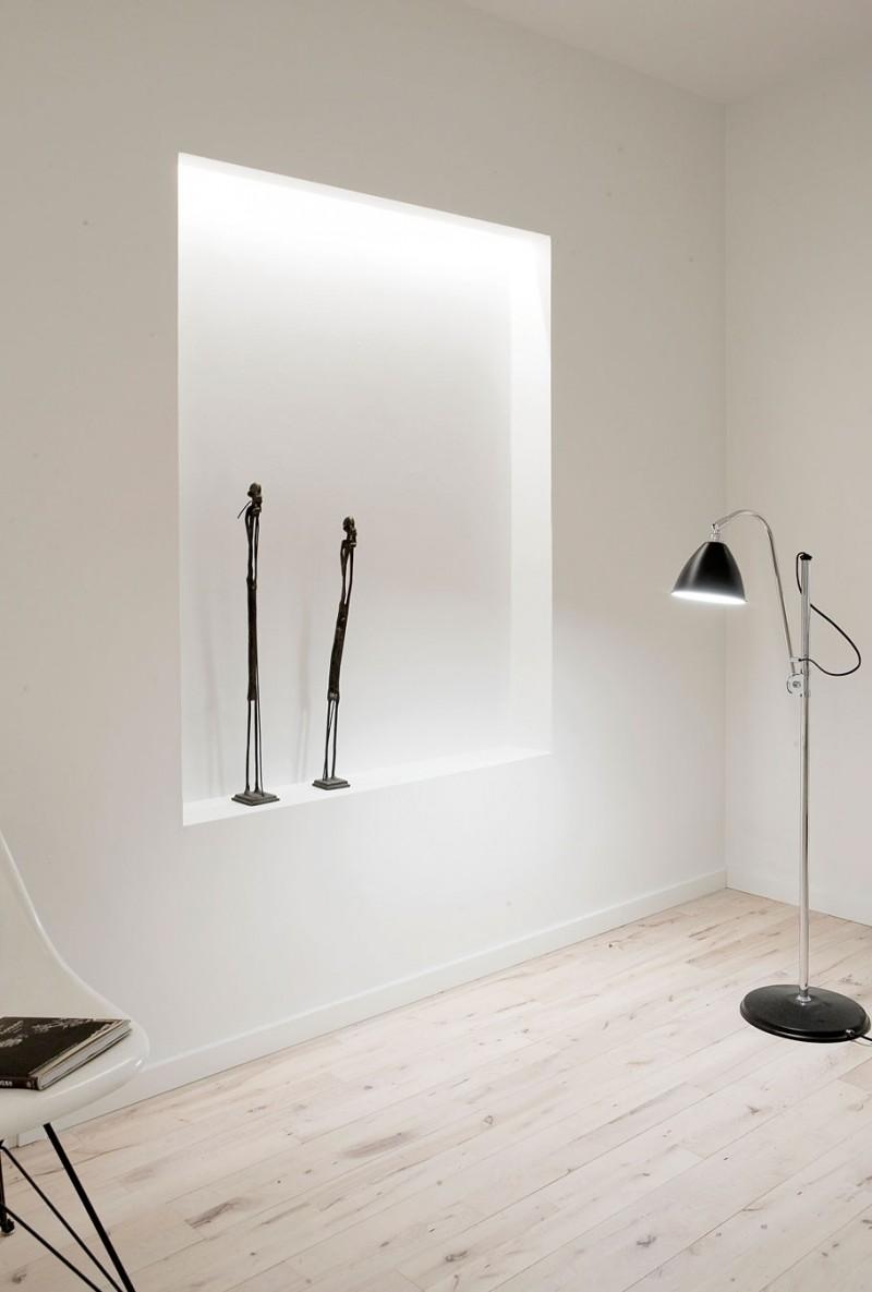 Baños Japoneses Inteligentes:Diseño de Interiores & Arquitectura: Penthouse Copenhague I por los