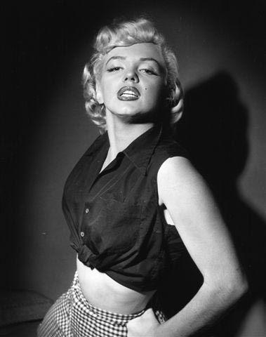 awesome photographs of marilyn monroe by philippe halsman