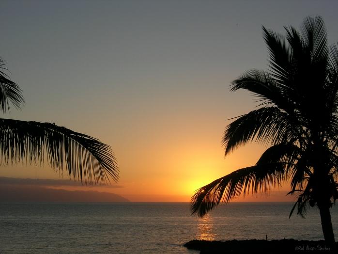 Puesta de sol en Tenerife - Esturirafi (c)Rut Abrain Sanchez