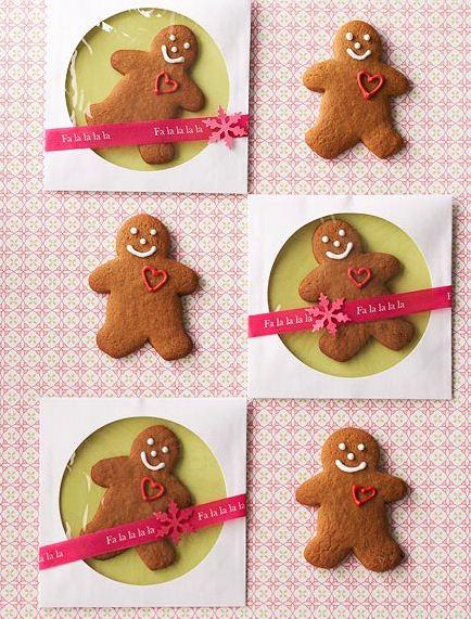 ideas para regalar galletas navideas