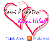 projek amal blogger